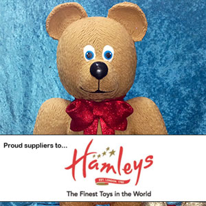 Hamleys toy store suppliers - Designer Cakes by Paige