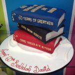unique retirement cake