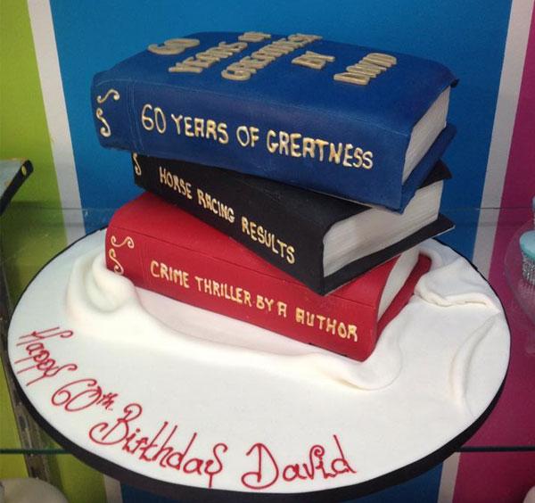 Years Of Greatness Retirement Cake