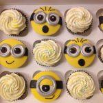 minion-birthday-party-cupcakes
