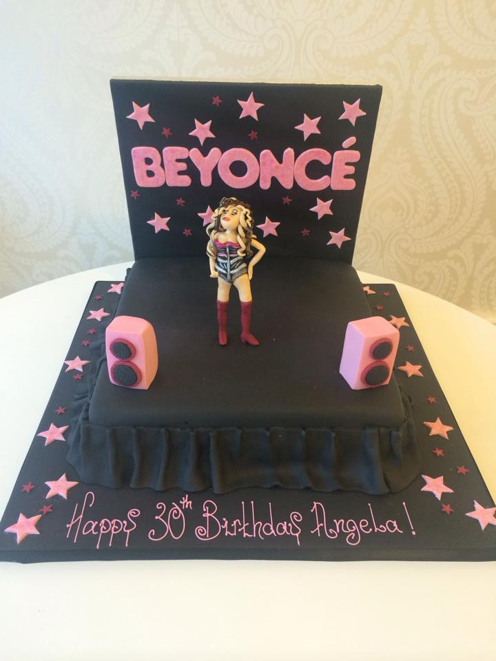 Girls Birthday Beyonce On Stage