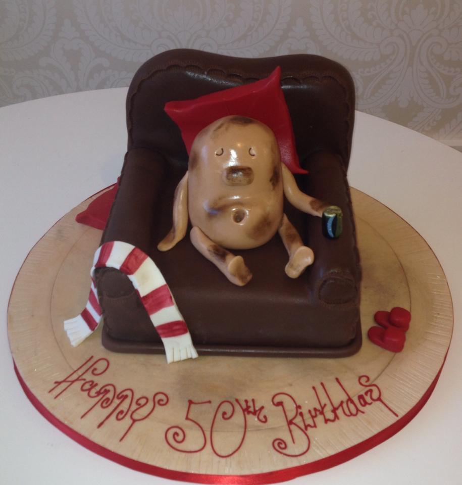 Pin Sofa Retirement Cake S Cake On Pinterest