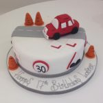 Just Passed Learner Cake