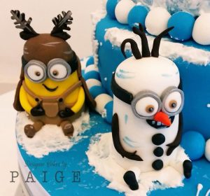 Frozen Minions 2