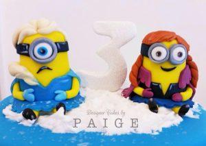 Frozen Minions