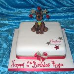 Hamleys Scooby Doo Cake