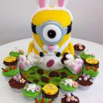 3D Easter Minion