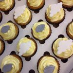 Baby Shower Cloud Cupcakes