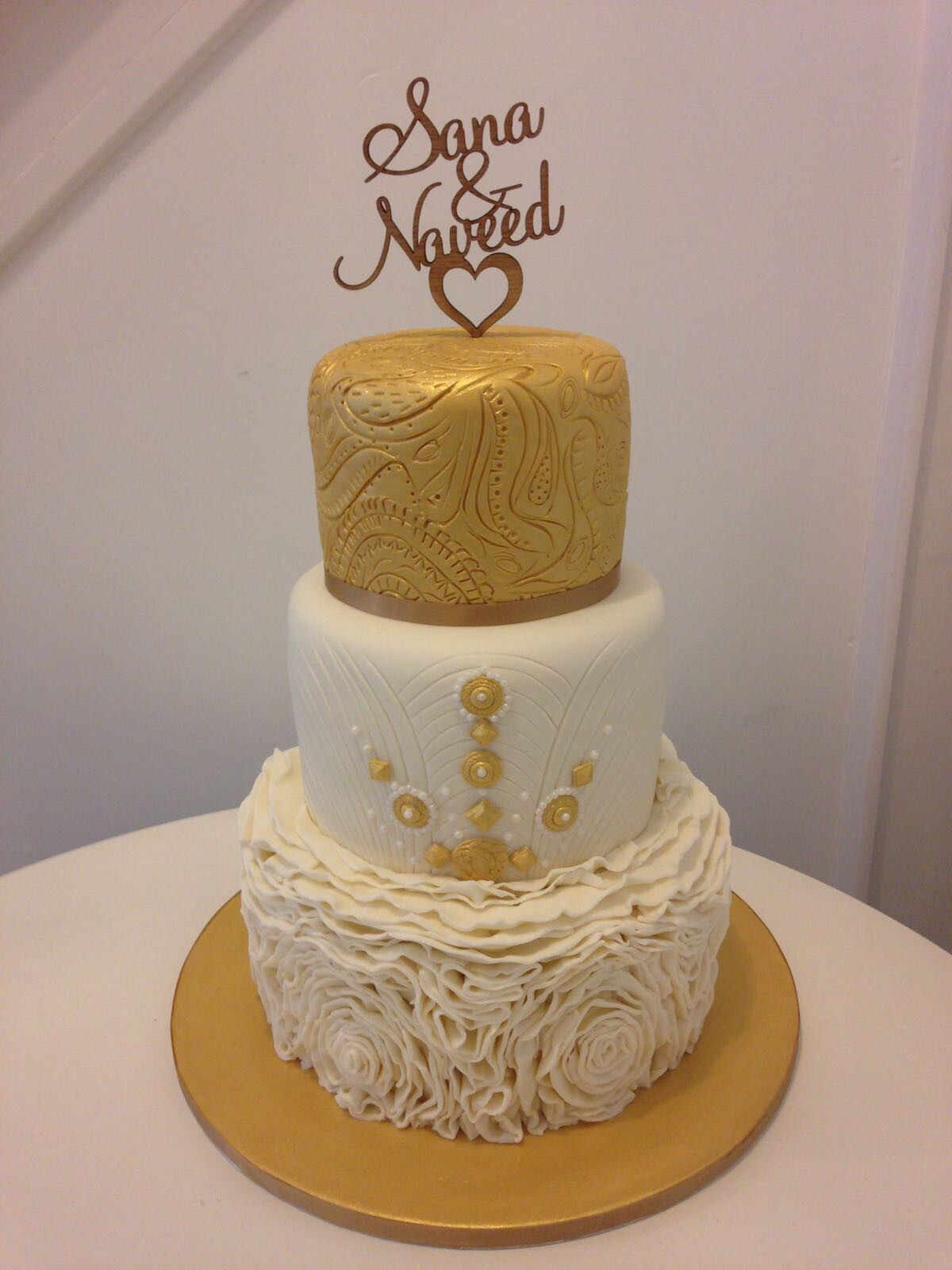 Designer Cakes By Paige Glasgow