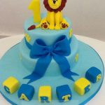 Bright Lion Boys First Birthday