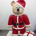 Hamleys Christmas 3D Bear