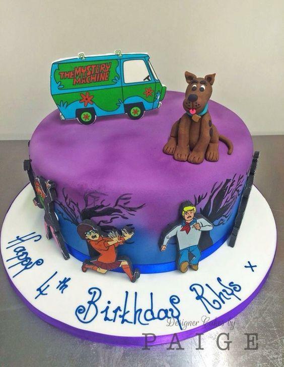 Birthday Cakes Glasgow West End