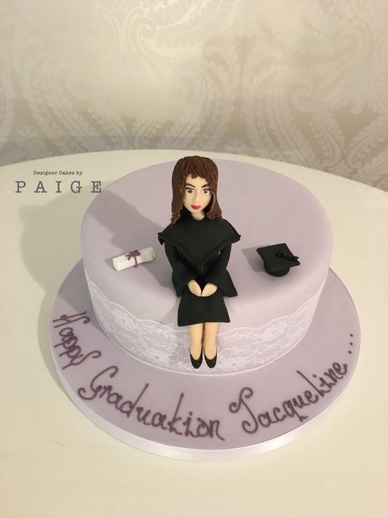 Graduation Cap Amp Gown Designer Cakes By Paige